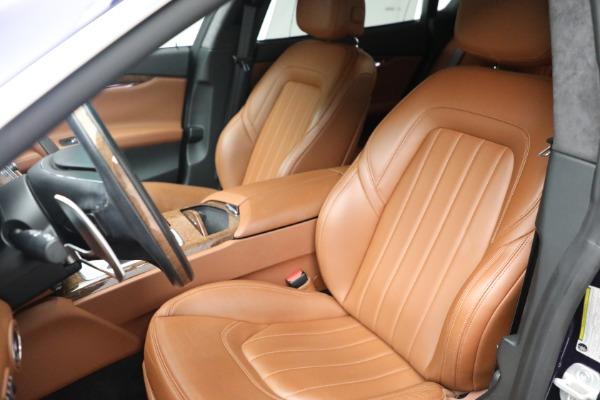 Used 2014 Maserati Quattroporte S Q4 for sale $42,900 at Alfa Romeo of Greenwich in Greenwich CT 06830 16
