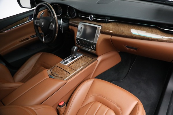 Used 2014 Maserati Quattroporte S Q4 for sale $42,900 at Alfa Romeo of Greenwich in Greenwich CT 06830 17