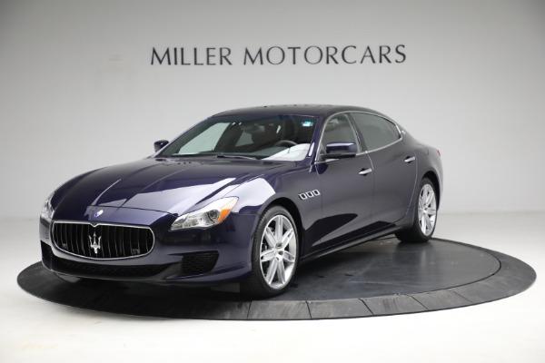 Used 2014 Maserati Quattroporte S Q4 for sale $42,900 at Alfa Romeo of Greenwich in Greenwich CT 06830 2