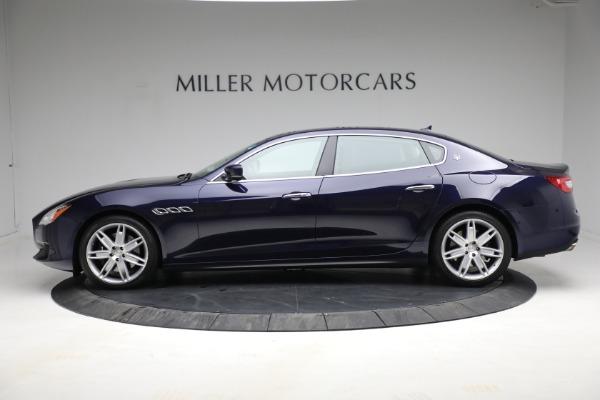 Used 2014 Maserati Quattroporte S Q4 for sale $42,900 at Alfa Romeo of Greenwich in Greenwich CT 06830 4