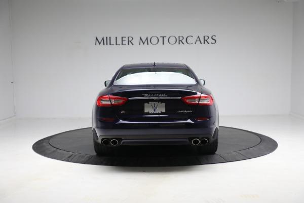 Used 2014 Maserati Quattroporte S Q4 for sale $42,900 at Alfa Romeo of Greenwich in Greenwich CT 06830 8