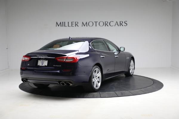 Used 2014 Maserati Quattroporte S Q4 for sale $42,900 at Alfa Romeo of Greenwich in Greenwich CT 06830 9