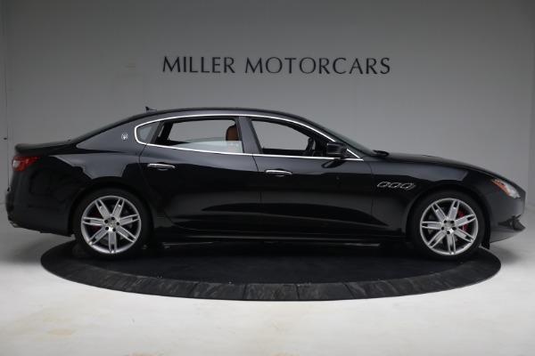 Used 2016 Maserati Quattroporte S Q4 for sale $46,900 at Alfa Romeo of Greenwich in Greenwich CT 06830 11