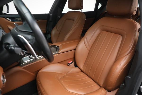 Used 2016 Maserati Quattroporte S Q4 for sale $46,900 at Alfa Romeo of Greenwich in Greenwich CT 06830 15