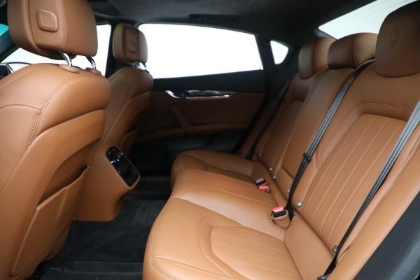 Used 2016 Maserati Quattroporte S Q4 for sale $46,900 at Alfa Romeo of Greenwich in Greenwich CT 06830 23