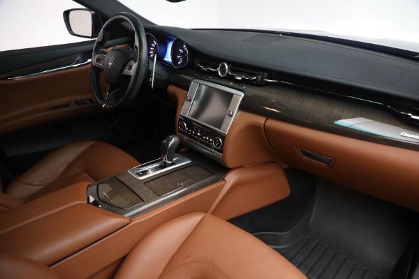 Used 2016 Maserati Quattroporte S Q4 for sale $46,900 at Alfa Romeo of Greenwich in Greenwich CT 06830 26
