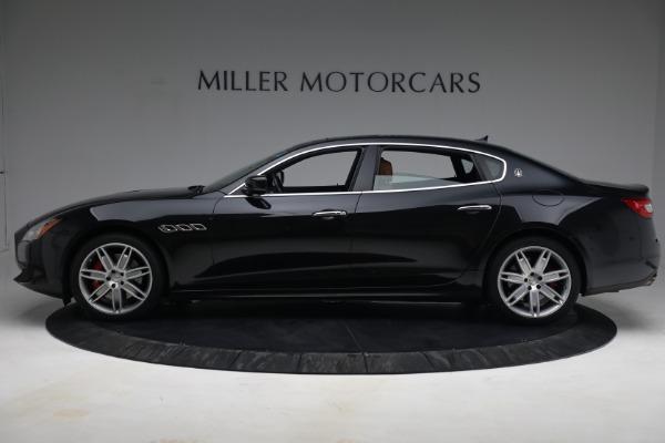 Used 2016 Maserati Quattroporte S Q4 for sale $46,900 at Alfa Romeo of Greenwich in Greenwich CT 06830 3