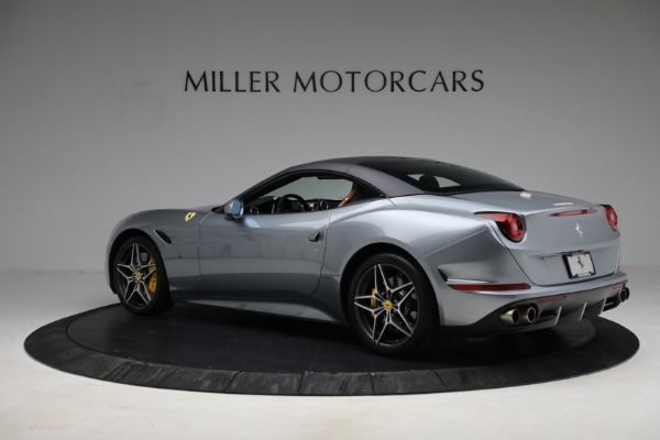 Used 2017 Ferrari California T for sale Sold at Alfa Romeo of Greenwich in Greenwich CT 06830 16