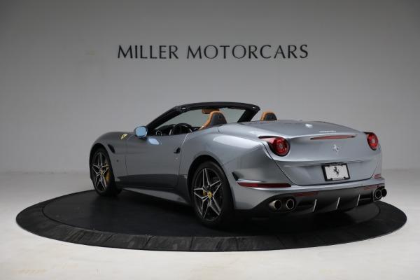 Used 2017 Ferrari California T for sale Sold at Alfa Romeo of Greenwich in Greenwich CT 06830 5