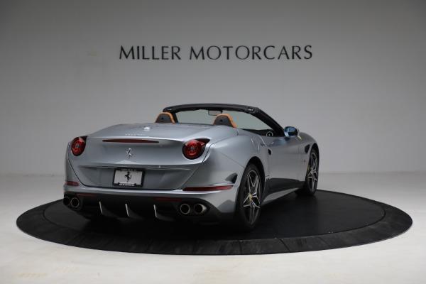 Used 2017 Ferrari California T for sale Sold at Alfa Romeo of Greenwich in Greenwich CT 06830 7
