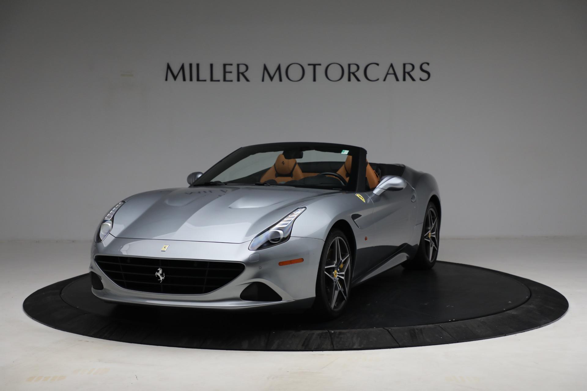 Used 2017 Ferrari California T for sale Sold at Alfa Romeo of Greenwich in Greenwich CT 06830 1