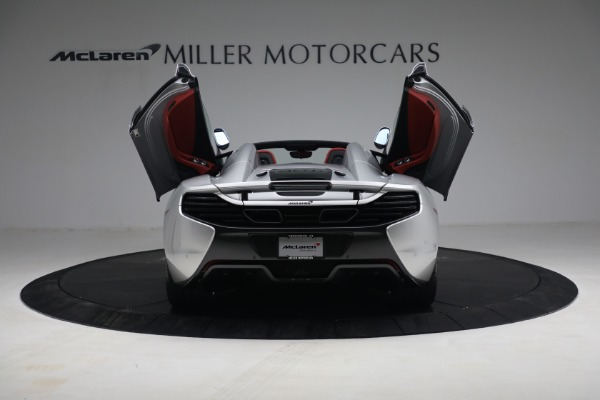 Used 2015 McLaren 650S Spider for sale $179,990 at Alfa Romeo of Greenwich in Greenwich CT 06830 16