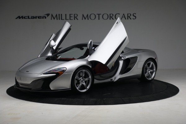 Used 2015 McLaren 650S Spider for sale $179,990 at Alfa Romeo of Greenwich in Greenwich CT 06830 22