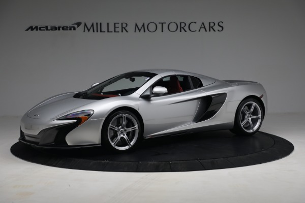 Used 2015 McLaren 650S Spider for sale $179,990 at Alfa Romeo of Greenwich in Greenwich CT 06830 26
