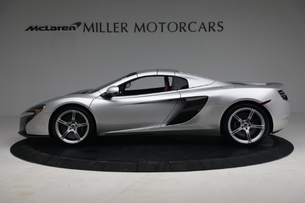 Used 2015 McLaren 650S Spider for sale $179,990 at Alfa Romeo of Greenwich in Greenwich CT 06830 27