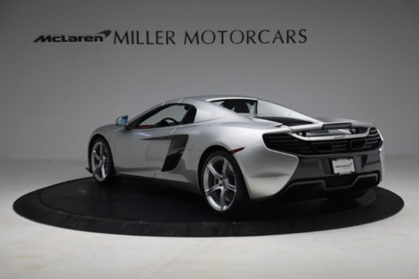 Used 2015 McLaren 650S Spider for sale $179,990 at Alfa Romeo of Greenwich in Greenwich CT 06830 28