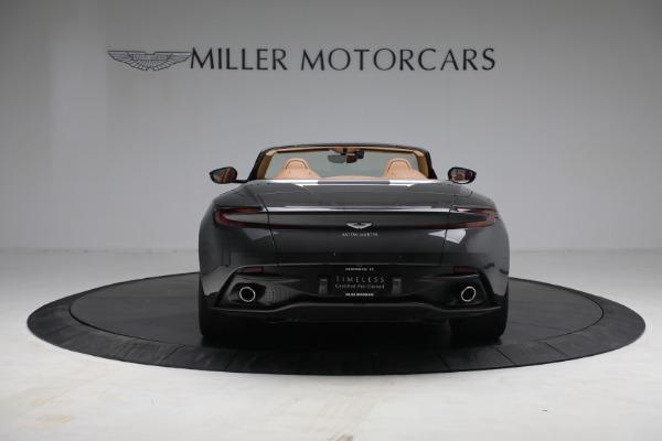 Used 2019 Aston Martin DB11 Volante for sale $212,990 at Alfa Romeo of Greenwich in Greenwich CT 06830 10