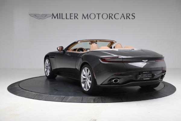 Used 2019 Aston Martin DB11 Volante for sale $212,990 at Alfa Romeo of Greenwich in Greenwich CT 06830 11