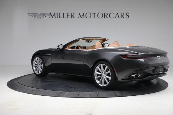 Used 2019 Aston Martin DB11 Volante for sale $212,990 at Alfa Romeo of Greenwich in Greenwich CT 06830 12