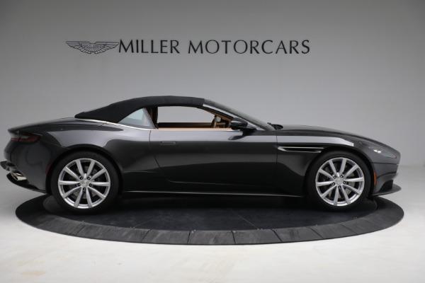 Used 2019 Aston Martin DB11 Volante for sale $212,990 at Alfa Romeo of Greenwich in Greenwich CT 06830 15