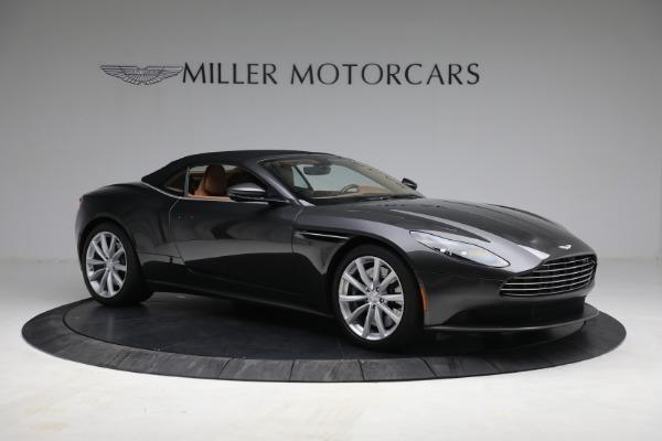 Used 2019 Aston Martin DB11 Volante for sale $212,990 at Alfa Romeo of Greenwich in Greenwich CT 06830 18