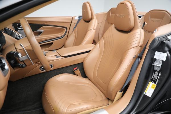 Used 2019 Aston Martin DB11 Volante for sale $212,990 at Alfa Romeo of Greenwich in Greenwich CT 06830 21