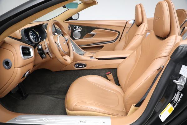 Used 2019 Aston Martin DB11 Volante for sale $212,990 at Alfa Romeo of Greenwich in Greenwich CT 06830 22