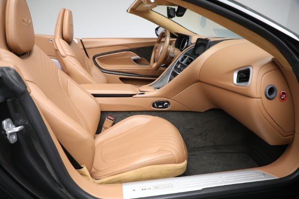 Used 2019 Aston Martin DB11 Volante for sale $212,990 at Alfa Romeo of Greenwich in Greenwich CT 06830 25
