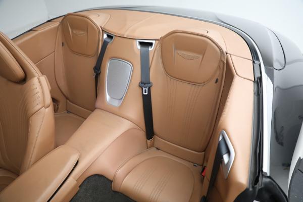 Used 2019 Aston Martin DB11 Volante for sale $212,990 at Alfa Romeo of Greenwich in Greenwich CT 06830 26