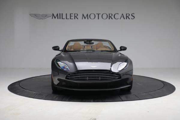 Used 2019 Aston Martin DB11 Volante for sale $212,990 at Alfa Romeo of Greenwich in Greenwich CT 06830 4