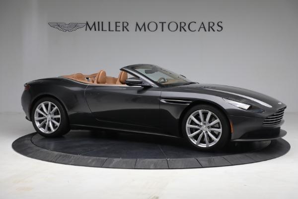 Used 2019 Aston Martin DB11 Volante for sale $212,990 at Alfa Romeo of Greenwich in Greenwich CT 06830 6