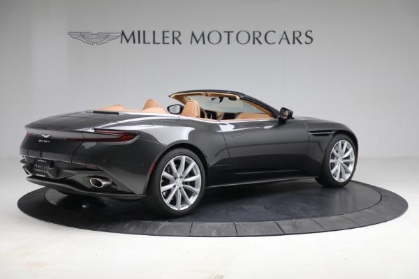 Used 2019 Aston Martin DB11 Volante for sale $212,990 at Alfa Romeo of Greenwich in Greenwich CT 06830 8