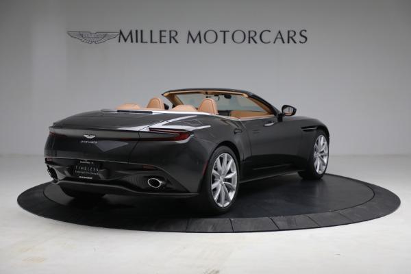Used 2019 Aston Martin DB11 Volante for sale $212,990 at Alfa Romeo of Greenwich in Greenwich CT 06830 9