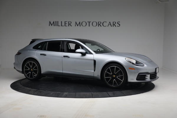 Used 2018 Porsche Panamera 4 Sport Turismo for sale $97,900 at Alfa Romeo of Greenwich in Greenwich CT 06830 10