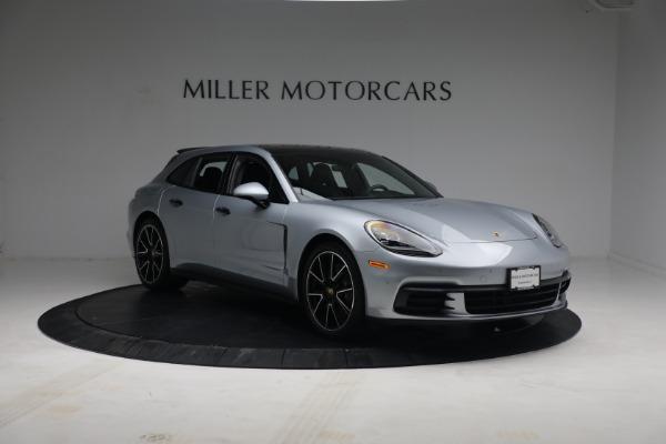Used 2018 Porsche Panamera 4 Sport Turismo for sale $97,900 at Alfa Romeo of Greenwich in Greenwich CT 06830 11