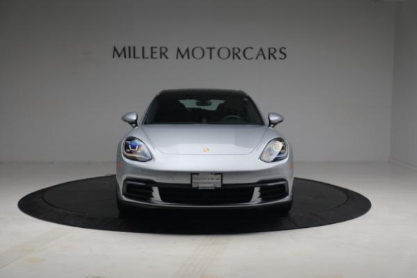 Used 2018 Porsche Panamera 4 Sport Turismo for sale $97,900 at Alfa Romeo of Greenwich in Greenwich CT 06830 12