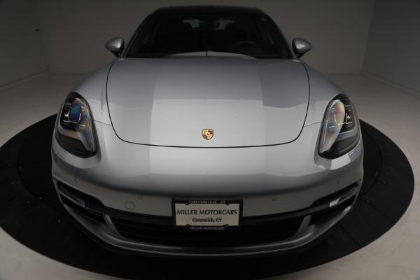 Used 2018 Porsche Panamera 4 Sport Turismo for sale $97,900 at Alfa Romeo of Greenwich in Greenwich CT 06830 13