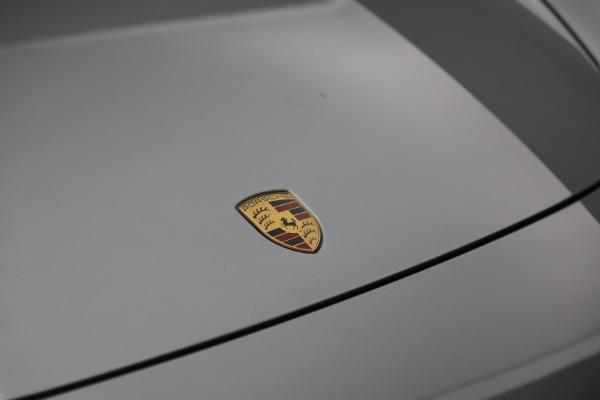 Used 2018 Porsche Panamera 4 Sport Turismo for sale $97,900 at Alfa Romeo of Greenwich in Greenwich CT 06830 14