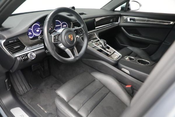Used 2018 Porsche Panamera 4 Sport Turismo for sale $97,900 at Alfa Romeo of Greenwich in Greenwich CT 06830 17