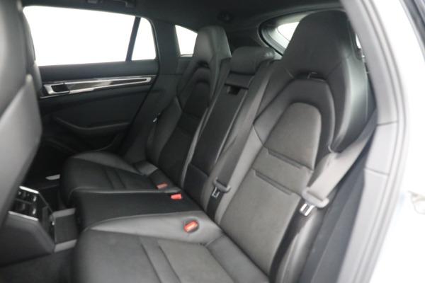 Used 2018 Porsche Panamera 4 Sport Turismo for sale $97,900 at Alfa Romeo of Greenwich in Greenwich CT 06830 22