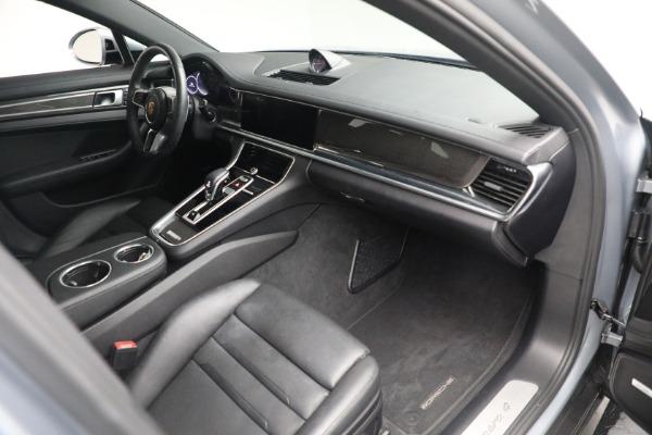 Used 2018 Porsche Panamera 4 Sport Turismo for sale $97,900 at Alfa Romeo of Greenwich in Greenwich CT 06830 24