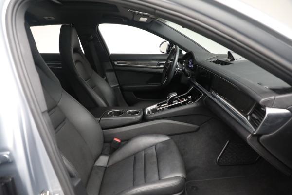 Used 2018 Porsche Panamera 4 Sport Turismo for sale $97,900 at Alfa Romeo of Greenwich in Greenwich CT 06830 25