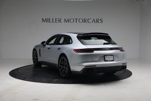 Used 2018 Porsche Panamera 4 Sport Turismo for sale $97,900 at Alfa Romeo of Greenwich in Greenwich CT 06830 5