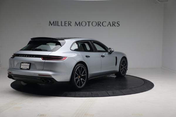 Used 2018 Porsche Panamera 4 Sport Turismo for sale $97,900 at Alfa Romeo of Greenwich in Greenwich CT 06830 7