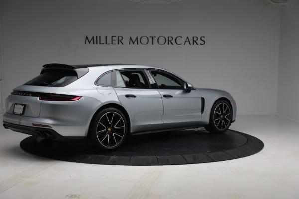 Used 2018 Porsche Panamera 4 Sport Turismo for sale $97,900 at Alfa Romeo of Greenwich in Greenwich CT 06830 8