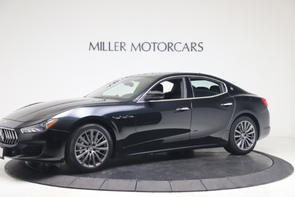 Used 2018 Maserati Ghibli SQ4 for sale $54,900 at Alfa Romeo of Greenwich in Greenwich CT 06830 2