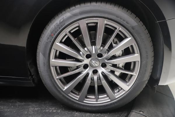 Used 2018 Maserati Ghibli SQ4 for sale $54,900 at Alfa Romeo of Greenwich in Greenwich CT 06830 22