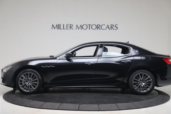Used 2018 Maserati Ghibli SQ4 for sale $54,900 at Alfa Romeo of Greenwich in Greenwich CT 06830 3