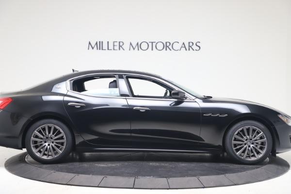 Used 2018 Maserati Ghibli SQ4 for sale $54,900 at Alfa Romeo of Greenwich in Greenwich CT 06830 9
