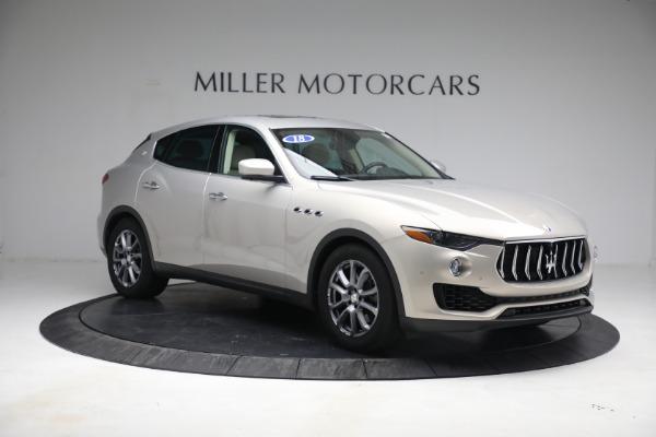 Used 2018 Maserati Levante for sale $57,900 at Alfa Romeo of Greenwich in Greenwich CT 06830 12